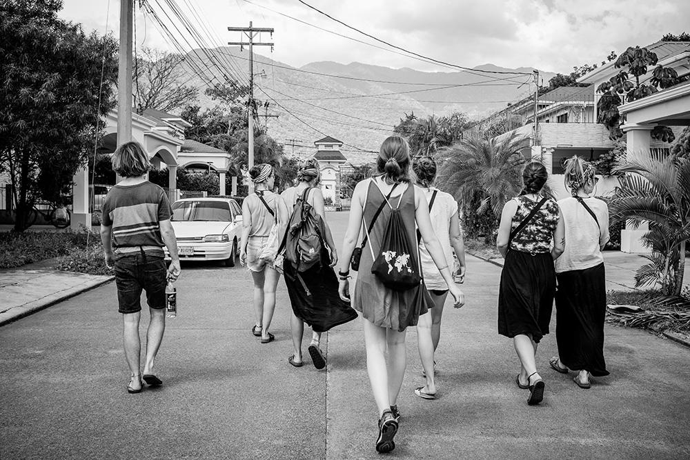 Honduras Reisegruppe